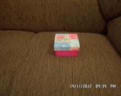 Caixa rosa Ref. DC07