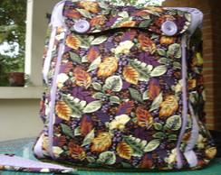 Bolsa de costura para patchwork  ou cart