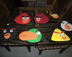 Angry Bird em EVA