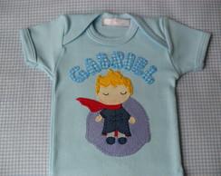 Body ou camisa Pequeno Pr�ncipe