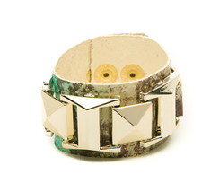 Bracelete Pir�mide Maxi