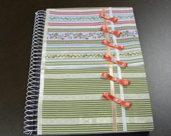 Caderno Decorado - Ana Maria