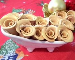 Sabonete Rosas em P�talas