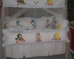 KIT DE BER�O LOONEY TUNES