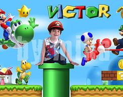 Banner   Painel Tem�tico :: Mario Bros