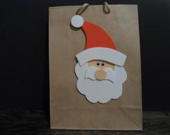 Sacola Papai Noel