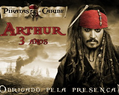 TAG PIRATAS DO CARIBE