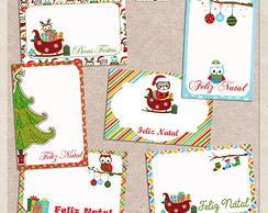 Christmas cards (Cart�es de Natal)