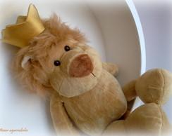 Nicho Com Rei Le�o