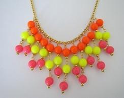 Colar Neon Colors (CO 066)