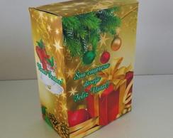 Caixa Box para o Natal