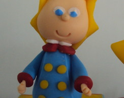 Pequeno Pr�ncipe - Lembrancinha Biscuit!