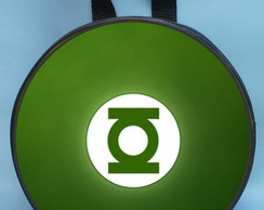 Mochila Lanterna Verde