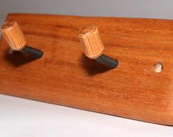 cabideiro em madeira