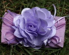 faixa p beb� cam�lia lil�s