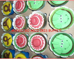 CUP CAKES DECORADOS TOY STORY