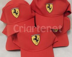 Bon� Ferrari infantil