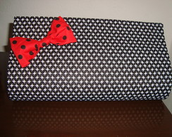 Clutch M�dia Mini Skulls
