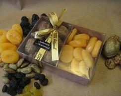 Caixa de Frutas secas M�dia