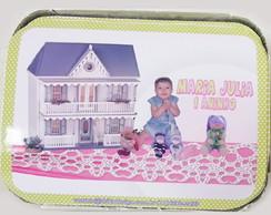 Marmitinhas Casa de bonecas com foto