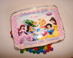 Marmitinha Princesas Disney