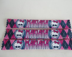 Bala Mastig�vel Skate Monster High