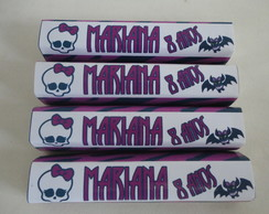 Chocolate Stikadinho Monster High