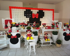 Decora��o Minnie Clean