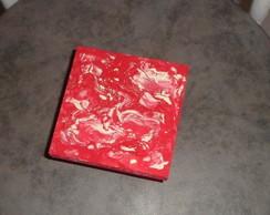Caixa vermelha Ref. CX01