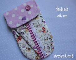 Porta Alicates de Cut�culas Floral