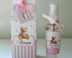 Kit Home Spray Com Caixinha - Ursinha