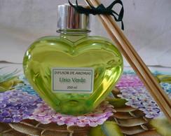 Difusor 250ml - Ess�ncia L�rio Verde