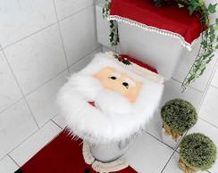 Kit Banheiro Natalino