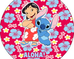 Latinha Lilo & Stitch