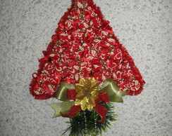 �rvore de Natal de Parede