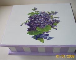 Caixa bijuteria (vendida)