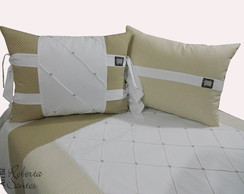 Almofadas avental e cinto ( O Par )