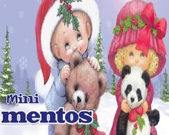 R�tulo Mentos Natal
