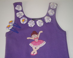 Blusa bailarina