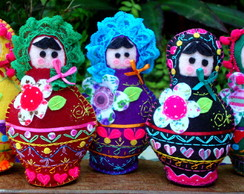 AS MATRIOSHKAS