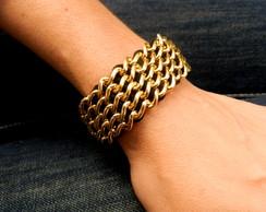 Bracelete Correntes