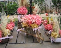 Kit festa flores secas para festas VII