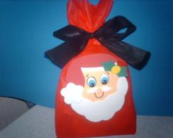 saquinhos de tnt natal