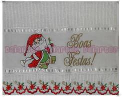 Toalha de Rosto Especial natal