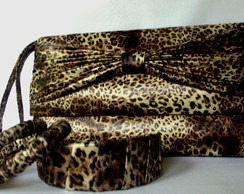 Bolsa Envelope Animal Print