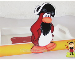Bandeja Club Penguin Piratas P