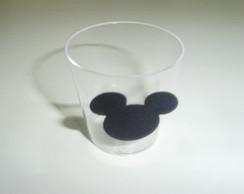 Copinho p/  Doce - Mickey / Minnie c/ 50