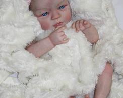 Beb� Recem nascida Alexis -por encomenda