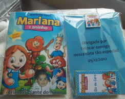 Kit colorir Diante do Trono