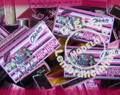 Chicletes Personalizados Monster High